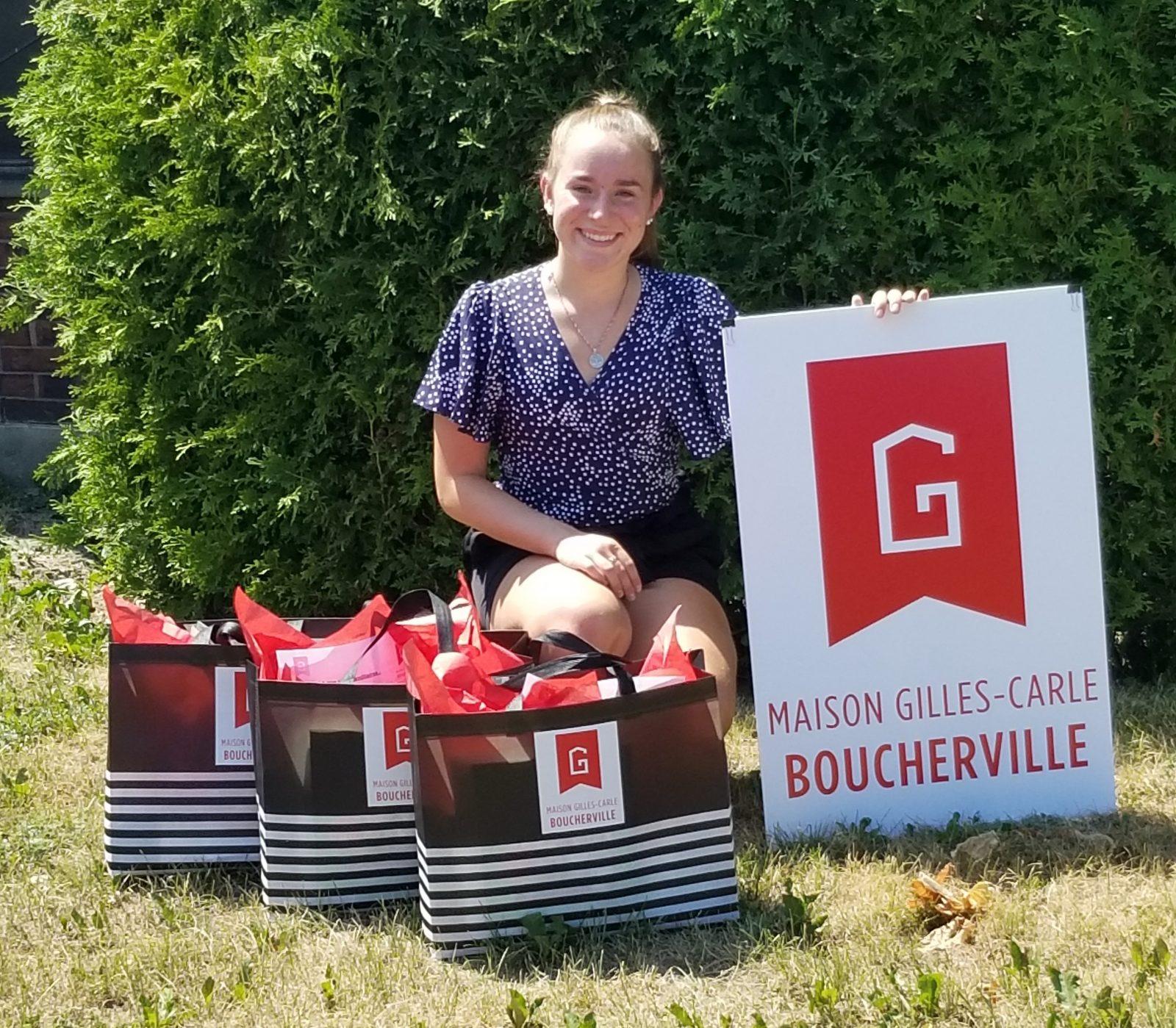 La Maison Gilles-Carle Boucherville distribue du réconfort aux proches aidants