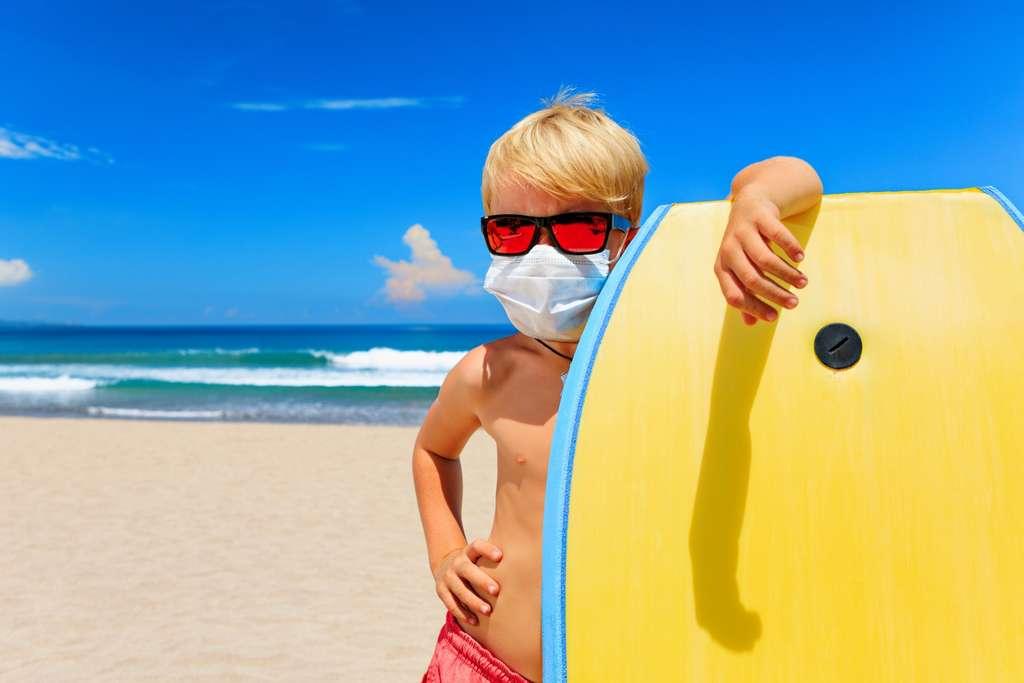 Seulement 7 cas en une semaine dans la MRC mais la prudence reste de mise en vacances