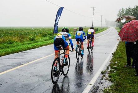 Boucherville accueille la Coupe du Québec Espoirs en cyclisme sur route