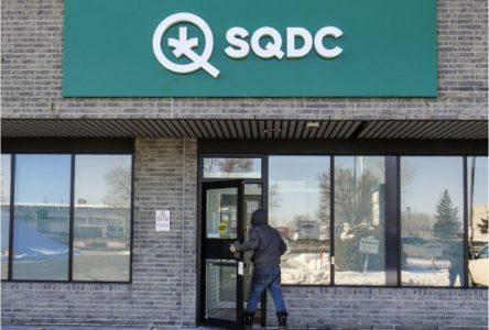 La Société québécoise du cannabis ouvrira une succursale à Varennes en 2020