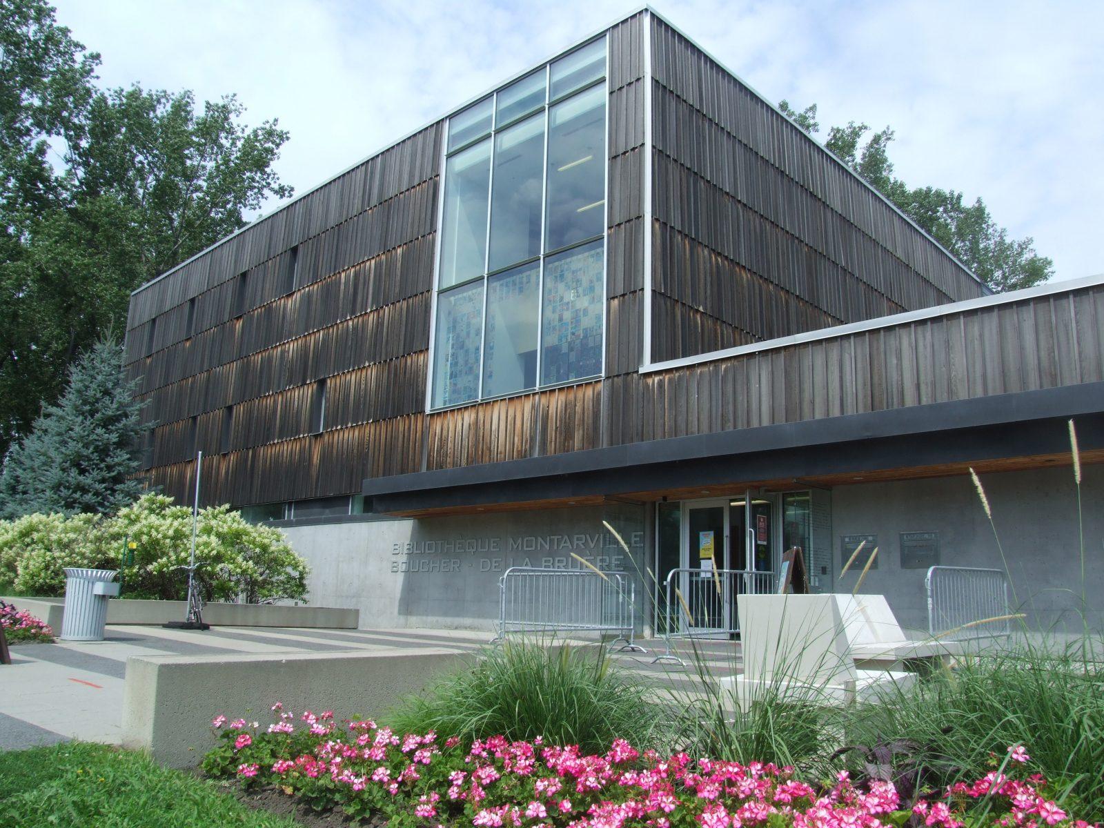 La bibliothèque municipale de Boucherville accueille 200 usagers par jour en moyenne