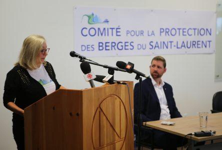Des riverains de Contrecœur, Varennes et Verchères lancent une action collective contre Ottawa