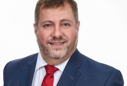 Claude Paul-Hus nommé membre du conseil d'administration du CISSS de la Montérégie-Est
