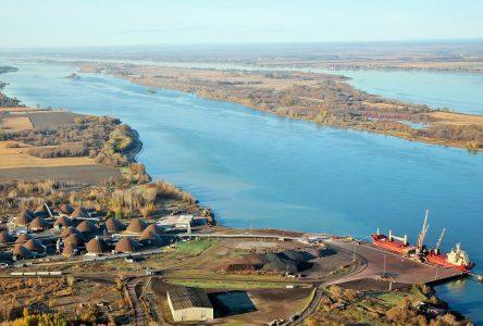 Terminal de conteneurs à Contrecœur: Cinq questions sur le projet qui va changer le visage de la région