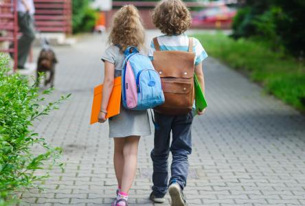Une rentrée scolaire pas comme les autres: un enfant sur trois ira à l'école le ventre vide…