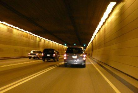 Fermeture complète du tunnel Louis-Hippolyte-La Fontaine durant la nuit du vendredi 7 août