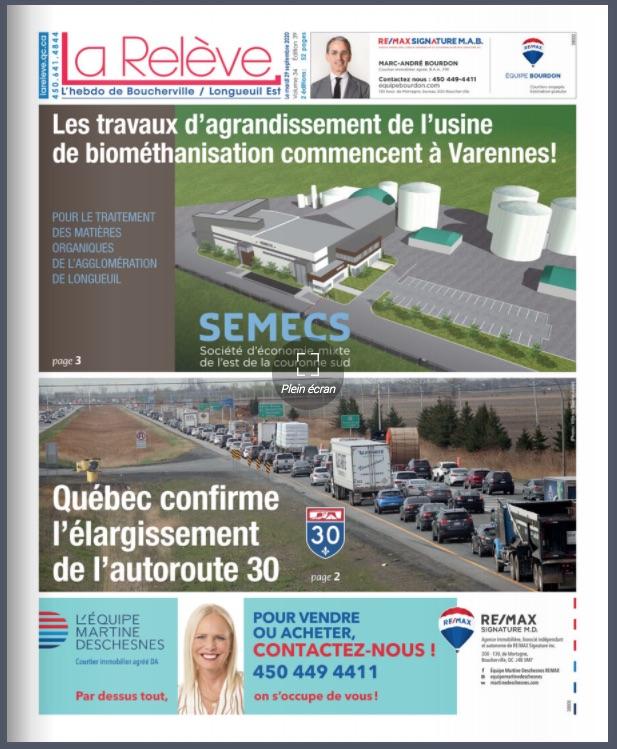 Boucherville - 29 septembre 2020