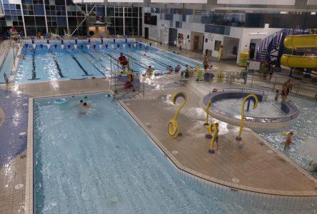 Boucherville rappelle l'importance de respecter les mesures sanitaires au  Complexe aquatique Laurie-Eve-Cormier