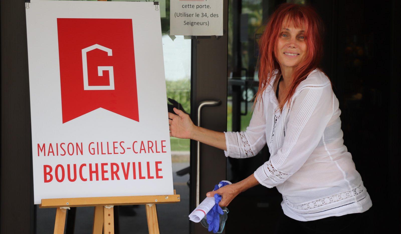 La Maison Gilles-Carle Boucherville accueille ses premiers visiteurs