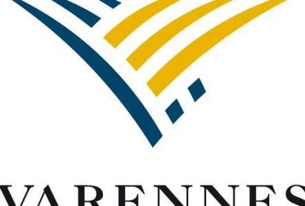 Varennes lance son nouveau site Internet