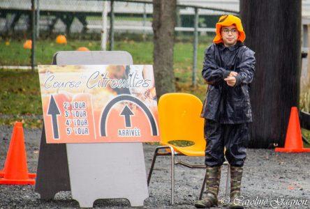 Course des Citrouilles à Saint-Amable: L'Halloween, c'est sacré!