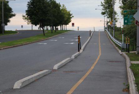 La Ville mandatera une firme pour analyser la sécurité sur la piste multifonctionnelle du boulevard Marie-Victorin