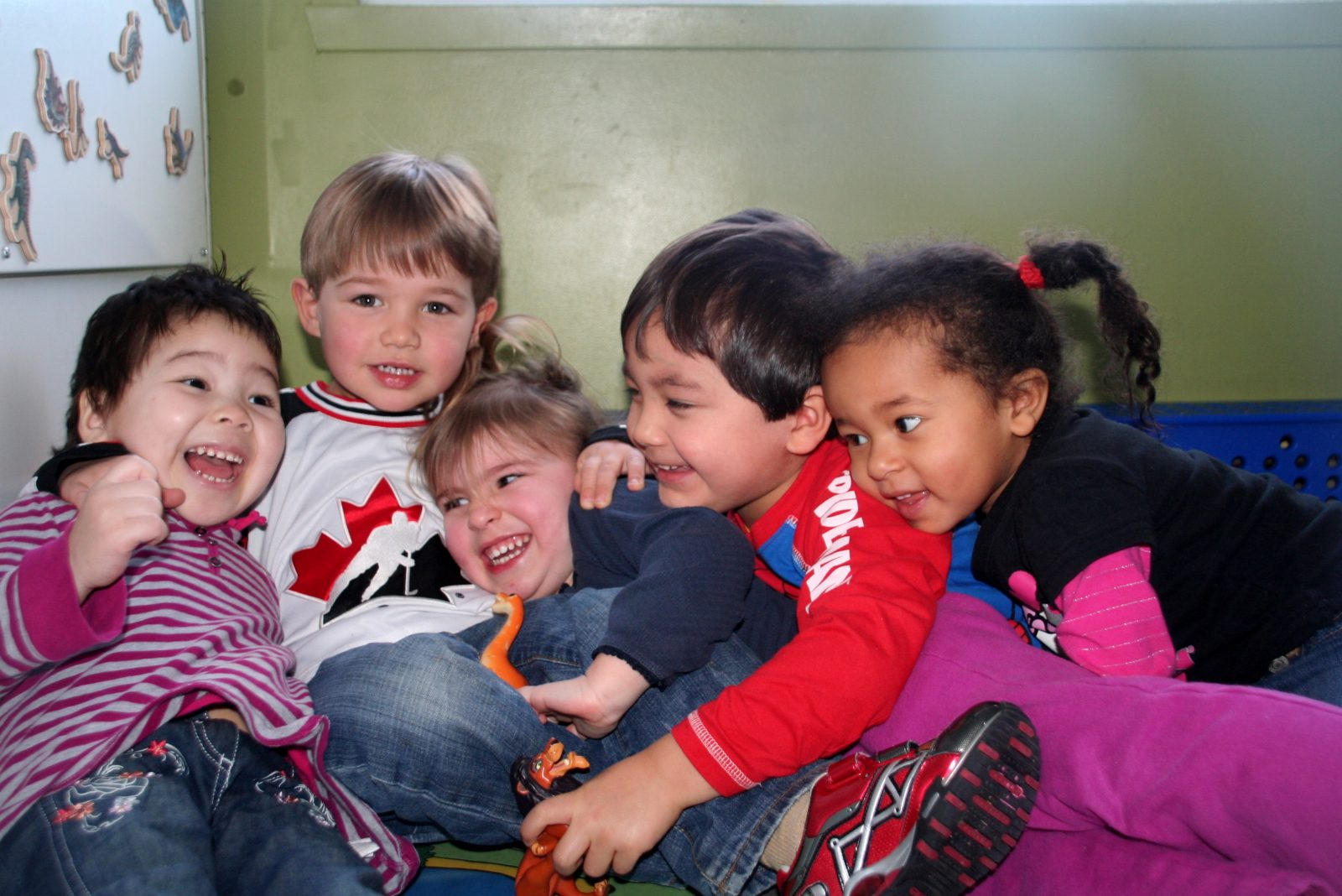 Les CPE de Boucherville et de la Montérégie disent non à la maternelle 4 ans !