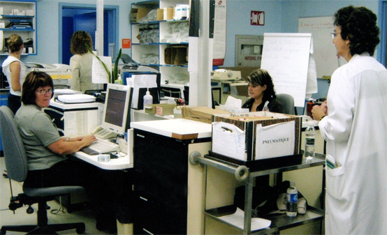 Un échographe et 24 nouveaux moniteurs cardiaques, en 2019, pour l'hôpital Pierre-Boucher, grâce à sa Fondation