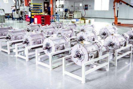 Moteurs électriques : une entreprise de Boucherville prend de l'expansion en Inde!