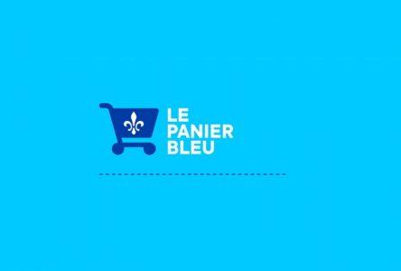Deuxième phase du Panier Bleu pour promouvoir l'achat local