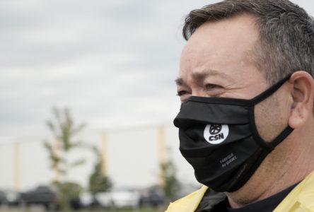 Lockout à l'entrepôt Jean-Coutu de Varennes: Le conflit s'envenime