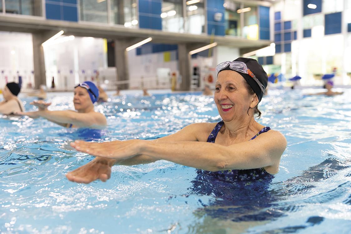 Les activités sportives et de loisirs effectuent un retour en force à Boucherville