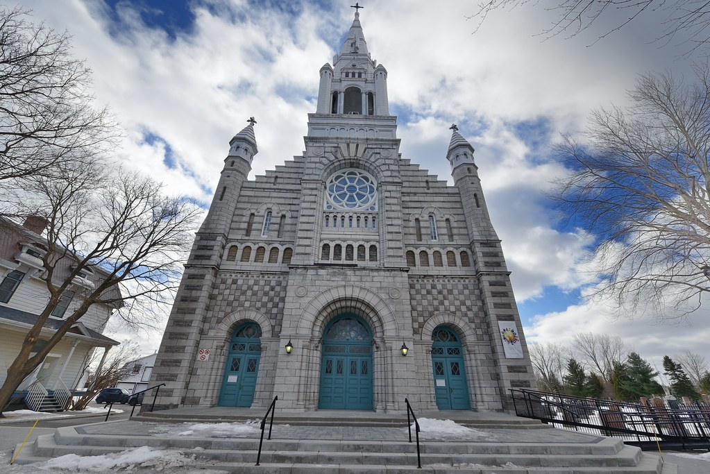 La Paroisse Sainte-Julie lance une campagne de financement pour la réparation de l'église