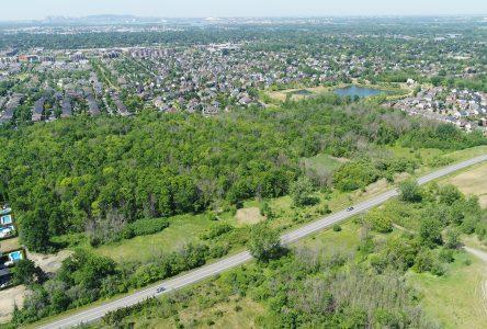 Protection du parc du Boisé-du-Pays-Brûlé : Boucherville fait l'acquisition de 2,29 hectares supplémentaires