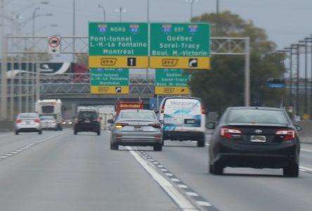 La 132 près du pont-tunnel : la route la plus dangereuse au Québec