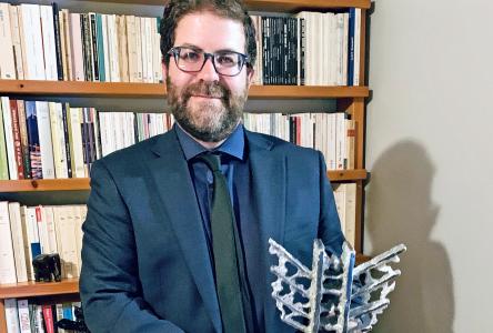 Le cégep Édouard-Montpetit remporte le prix Mercuriades dans la catégorie «Excellence en français»