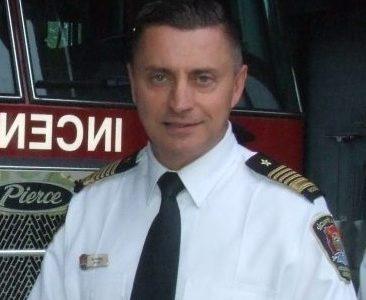 Un Bouchervillois nommé au CA de l'École nationale des pompiers du Québec