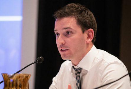 «Le projet de Contrecœur est prioritaire pour le gouvernement» ‒ Simon Jolin-Barrette