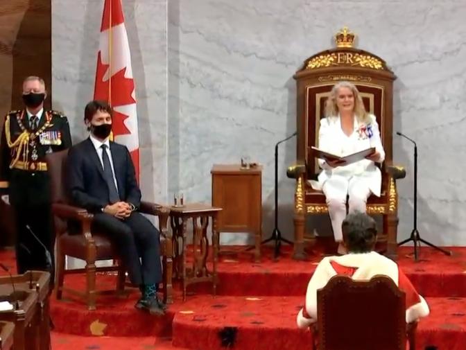 Discours du trône : une opération inutile et purement partisane, déplore Xavier Barsalou-Duval