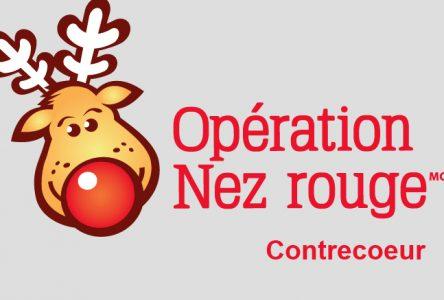 Opération Nez rouge Contrecoeur n'offrira pas le service de raccompagnement en 2020