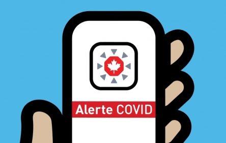Les Québécois invités à télécharger l'application Alerte COVID
