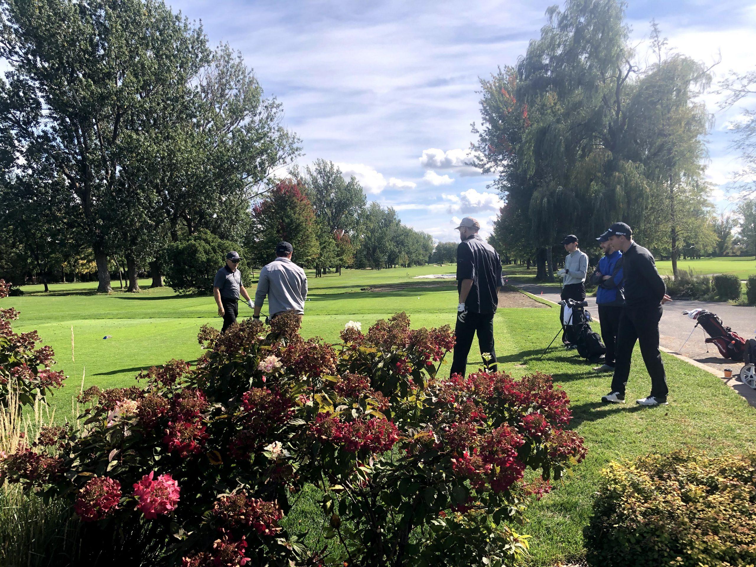 Hausse de 20 % de l'achalandage au Club de golf de Boucherville - La Relève