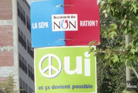 25e du référendum de 1995: «toujours rien de réglé, un quart de siècle plus tard…» –  Stéphane Bergeron
