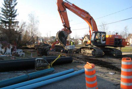 Les municipalités veulent les mêmes mesures d'accélération que celles prévues pour le gouvernement du Québec