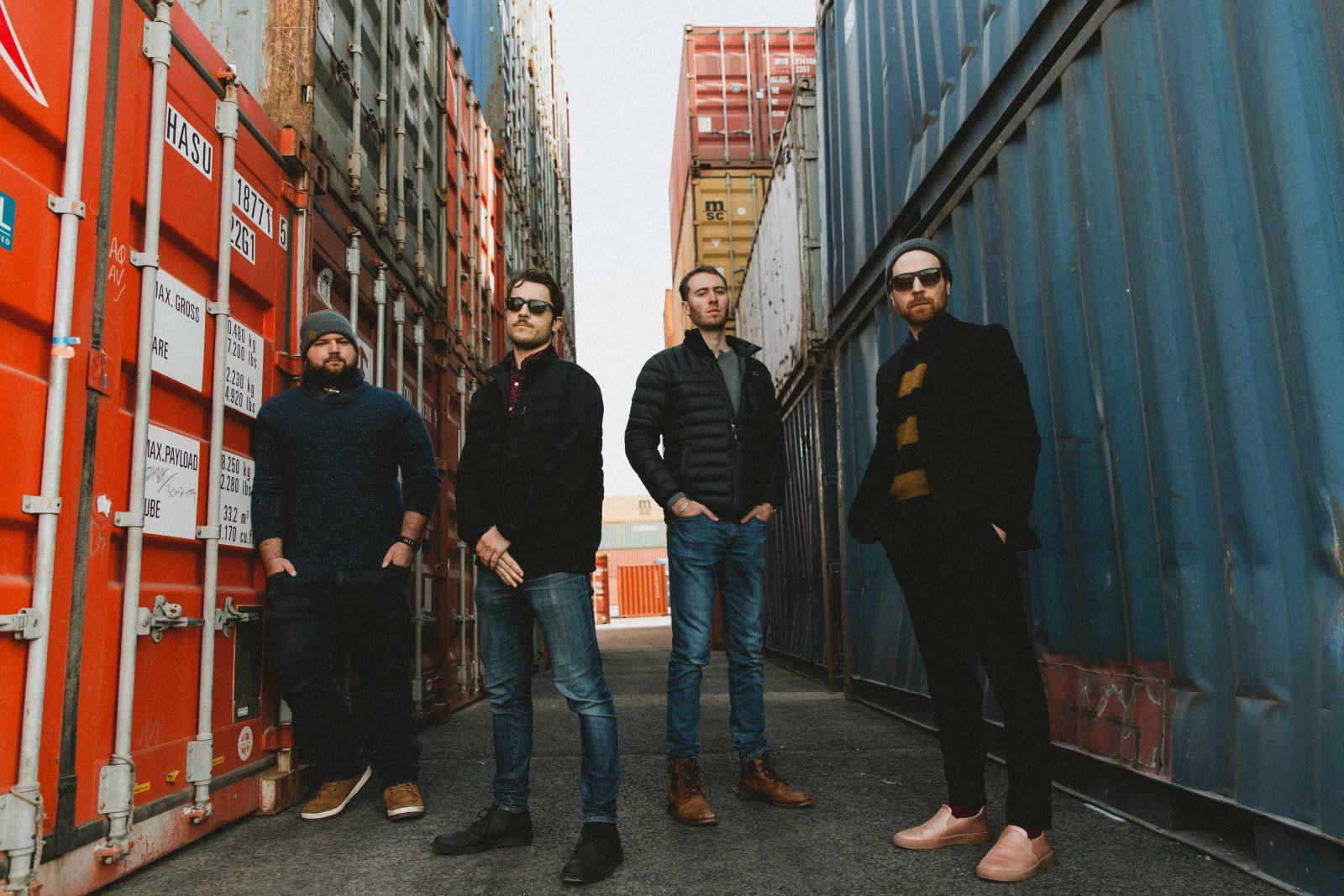 La formation Austerlitz lance un premier EP intitulé Futur Lumière