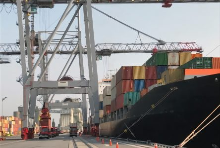 Rapport de l'AEIC: Plus qu'une formalité pour le terminal de Contrecœur