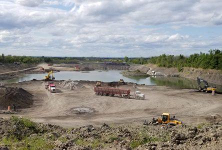 Le ministère de l'Environnement recense encore 50 terrains contaminés à Boucherville