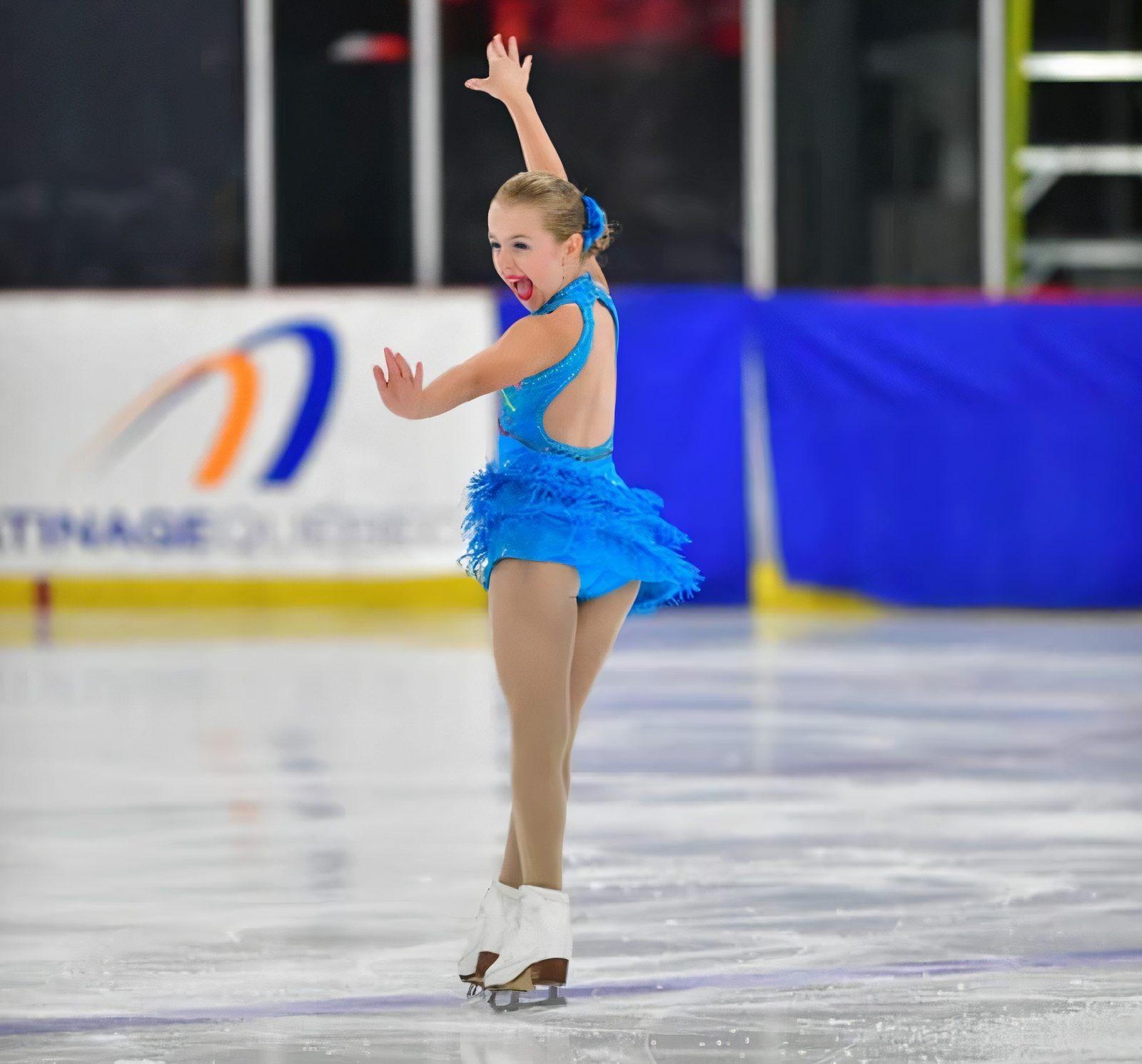 Championnats provinciaux en mode virtuel: un beau dénouement pour les jeunes patineurs