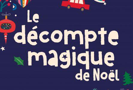 Sainte-Julie offrira un décompte magique de Noël pour émerveiller les petits en décembre