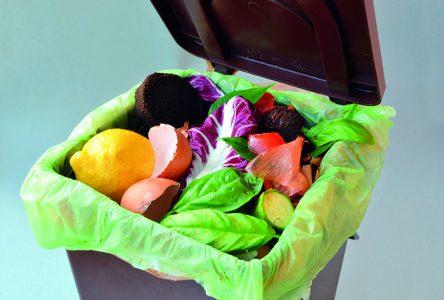 Plus de 5 M$ pour ramasser les matières organiques