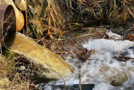 Le réseau d'assainissement des eaux de la Rive-Sud est le plus polluant au Québec!