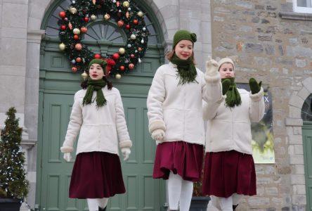 Le Noël d'antan en mode virtuel