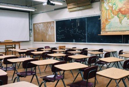 Le tiers des écoles au Québec seraient affectées par la Covid-19, mais la situation serait «sous contrôle» en Montérégie