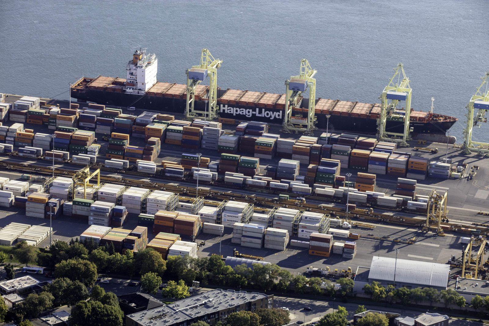 Projet du Port de Montréal à Contrecœur : une vigie citoyenne se mobilise
