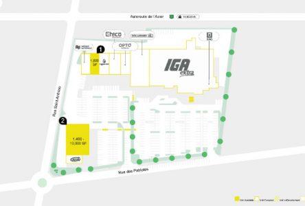 Forum a tenu une pelletée de terre virtuelle pour le Marché Contrecœur