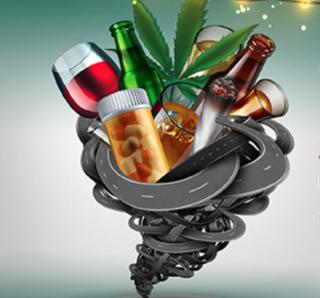 Opération nationale concertée contre l'alcool et les drogues au volant