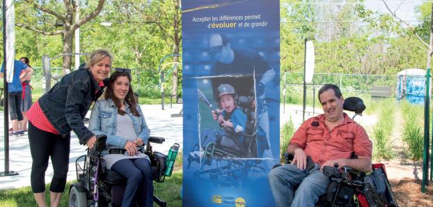 Adoption du plan d'action à l'égard des personnes handicapées 2020 à Sainte-Julie