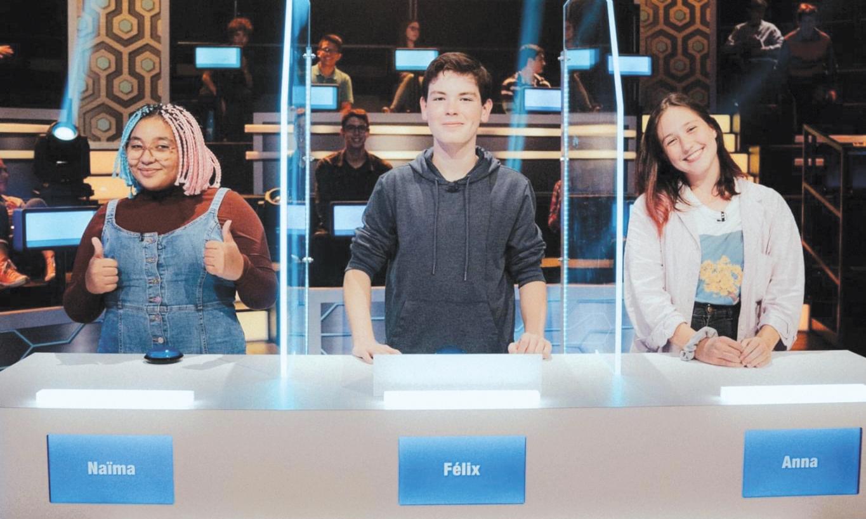 Deux jeunes Bouchervillois s'illustrent à l'émission 100 génies