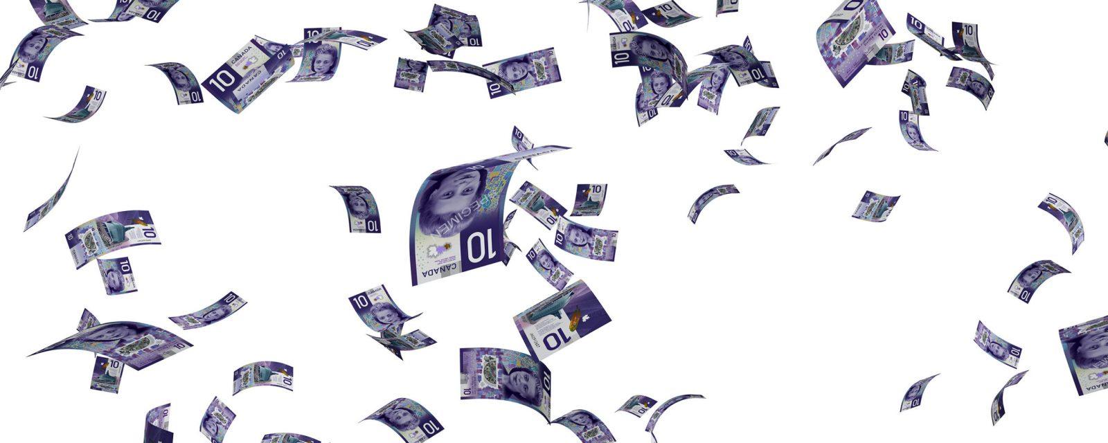 La dette fédérale approche 1 000 000 000 000 $ et on craint une spirale