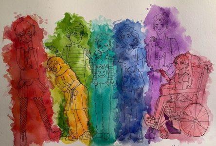 Les enfants de Boucherville rêvent à l'après-pandémie